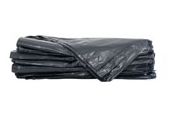 Quantum Black Refuse Sacks